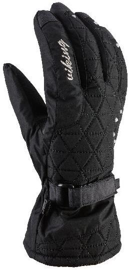 Женские перчатки Viking Mirabel, черный