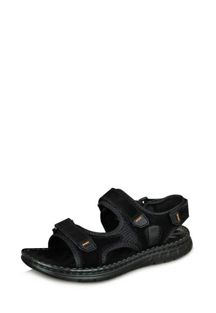 Мужские сандалии Alessio Nesca 710018954, черный
