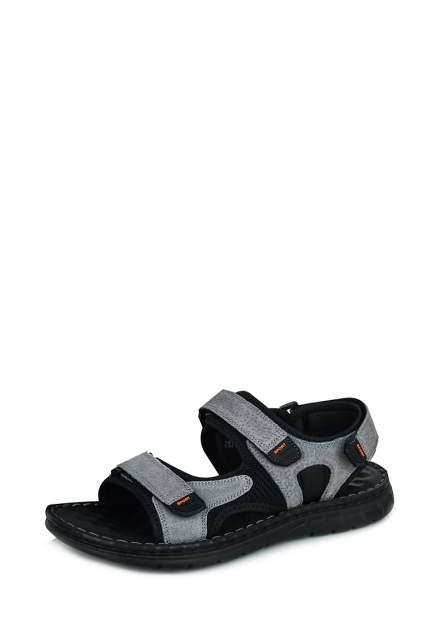 Мужские сандалии Alessio Nesca 710018954, серый