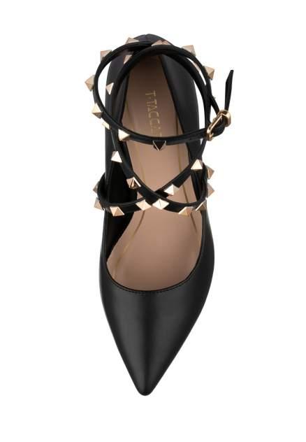 Туфли женские T.Taccardi K0613PM-4 черные 38 RU
