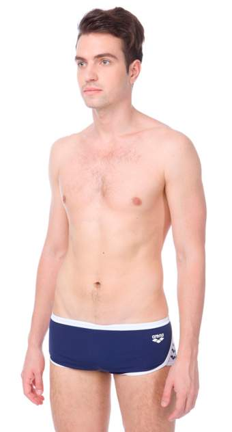 Плавки Arena Team Stripe Low Waist Short, navy/white, 100 FR