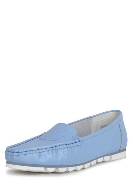 Мокасины женские Alessio Nesca 710018852, синий