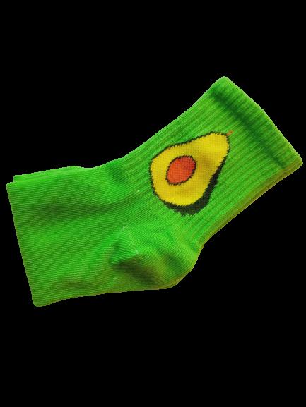 Носки женские Nice Sokcs зеленые 36-41
