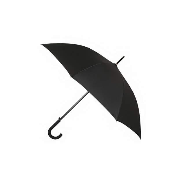 Зонт-трость мужской полуавтоматический FABRETTI 1930 черный