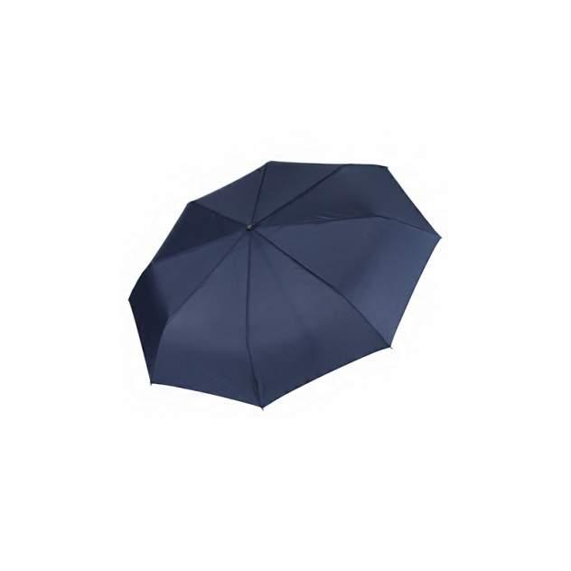 Зонт складной мужской автоматический FABRETTI M-1813 синий