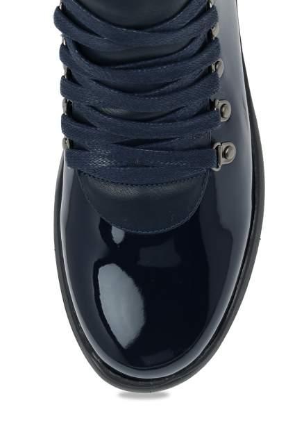 Ботинки женские T.Taccardi K0542MH-1A синие 39 RU