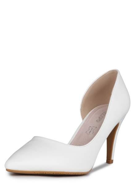 Туфли женские T.Taccardi K0483PM-1F белые 41 RU