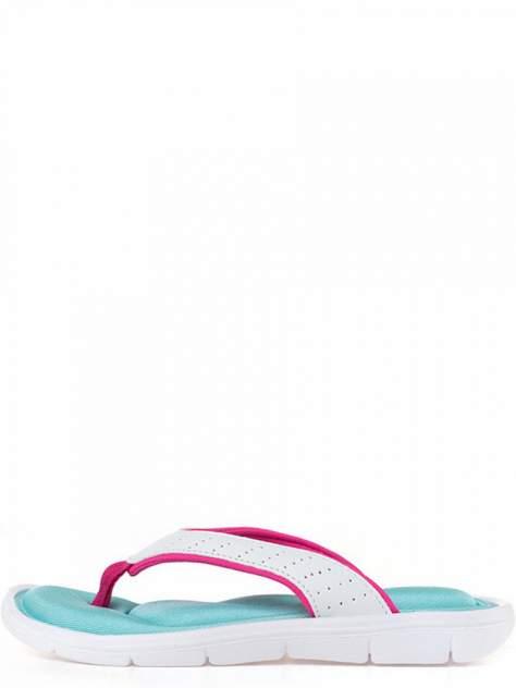 Шлепанцы женские ZENDEN comfort 79-27WG-080ST белые 38 RU
