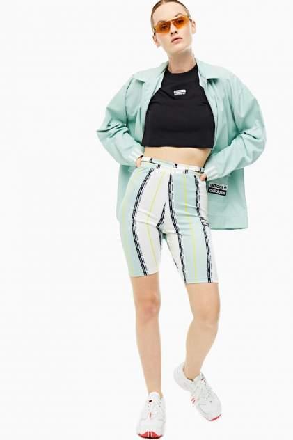 Шорты женские adidas Originals FM2458 разноцветные 36 DE
