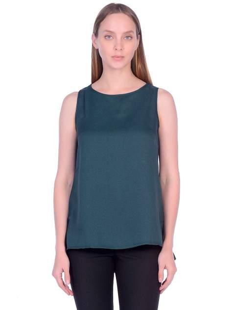 Женская блуза Modis M201W014111, зеленый