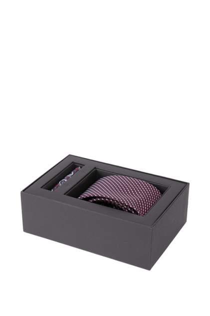 Комплект галстук+платок мужской Kanzler 20W-TIESET07-UL/56 красный