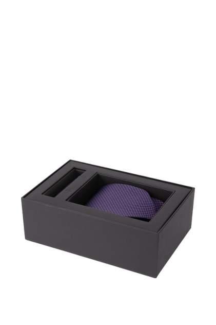 Комплект галстук+платок мужской Kanzler 20W-TIESET05-UL/19 фиолетовый