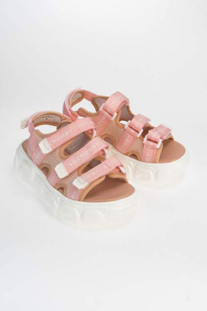 Женские сандалии Crosby 407044/01, розовый