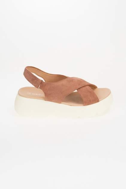 Женские босоножки GRUNBERG 117514/04, розовый