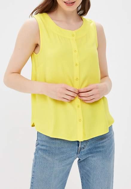 Женская блуза Modis M181W00797, желтый