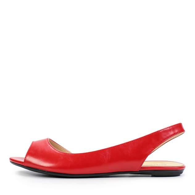 Туфли женские INSTREET 77-29WE-102SS, красный