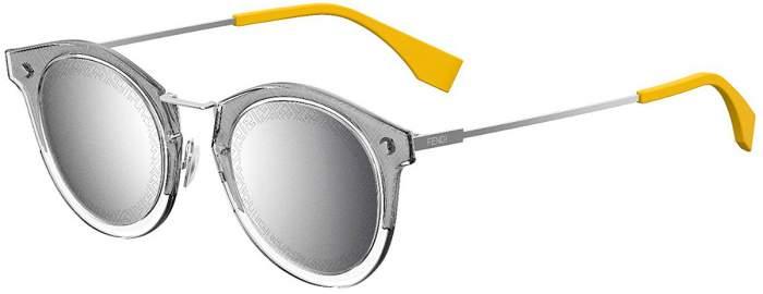 Солнцезащитные очки мужские Fendi FF M0044/G/S серые