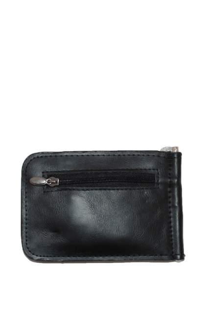 Зажим для денег мужской Leighton 025 BLACK черный