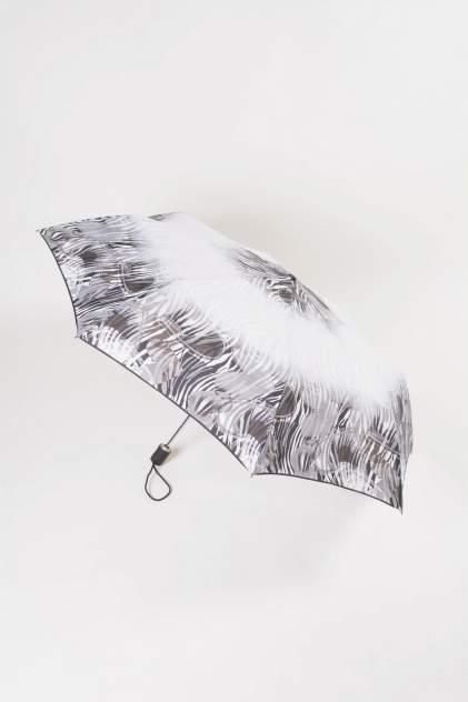 Зонт женский ZEST 23856-L607 белый/серый