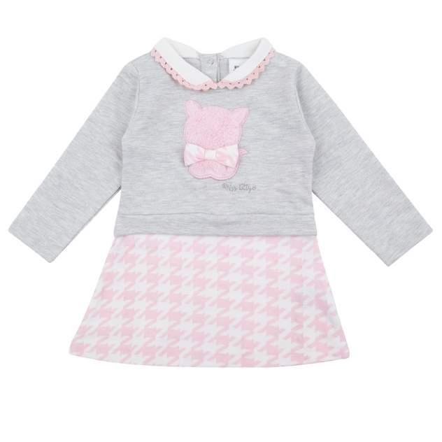 Платье детское Fun Time, цв.серый