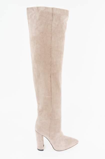 Ботфорты женские АРАЗ E169, серый