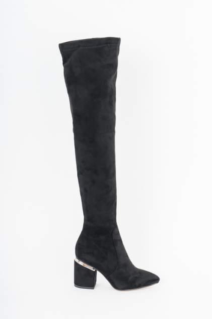 Ботфорты женские АРАЗ E163, черный