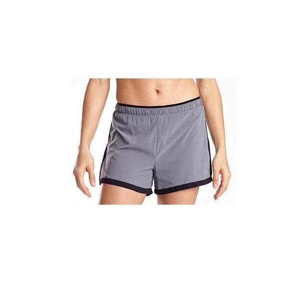 """Спортивные шорты Saucony Outpace 3.5"""" Short, grey/element, S"""