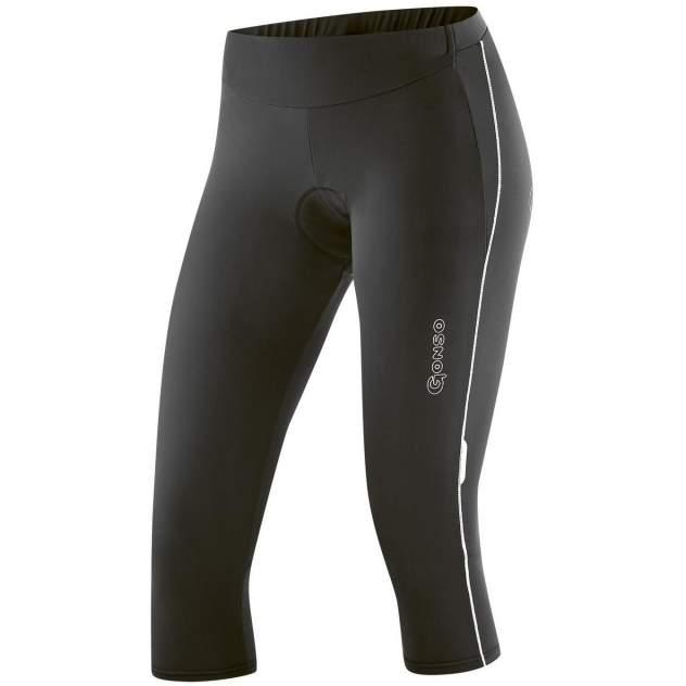 Спортивные шорты Gonso Lecce Da-Radhose-3/4, schwarz, 36 EU
