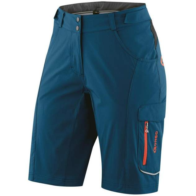 Шорты Gonso Garni Da-Bikeshort, majolica blue, 38 EU
