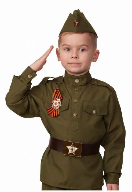Костюм Батик Солдат Малютка Детский 28 (98 см)