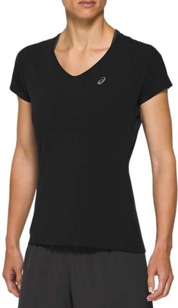 Спортивная футболка Asics V-Neck Ss, черный