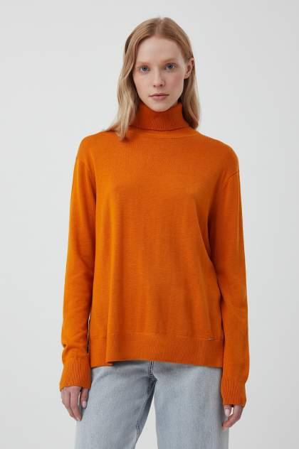 Джемпер женский Finn Flare BAS-10111, оранжевый