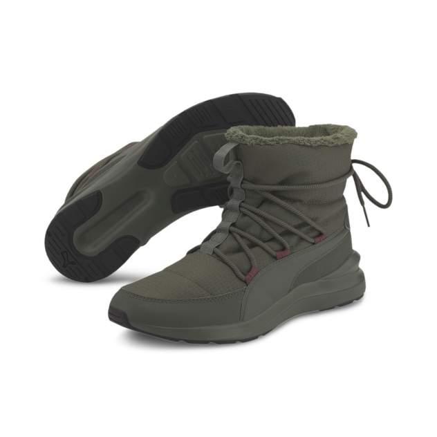 Ботинки женские PUMA Adela Winter Boot, черный