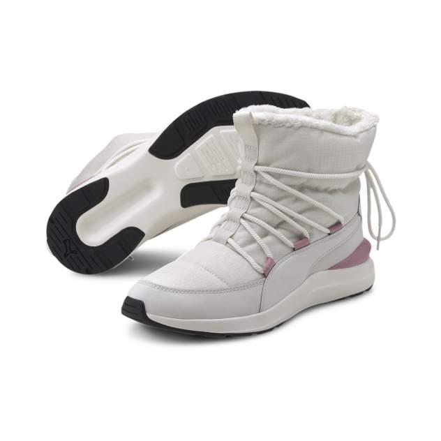 Ботинки женские PUMA Adela Winter Boot, белый