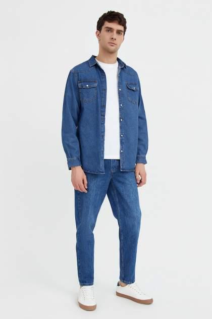 Джинсы мужские Finn Flare B21-25013, синий