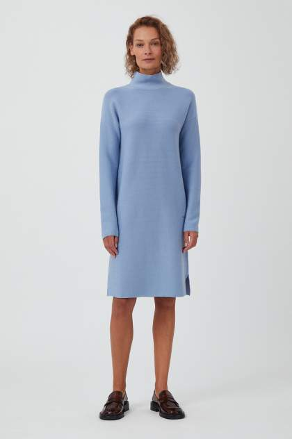 Женское платье Finn Flare FWB11174, голубой