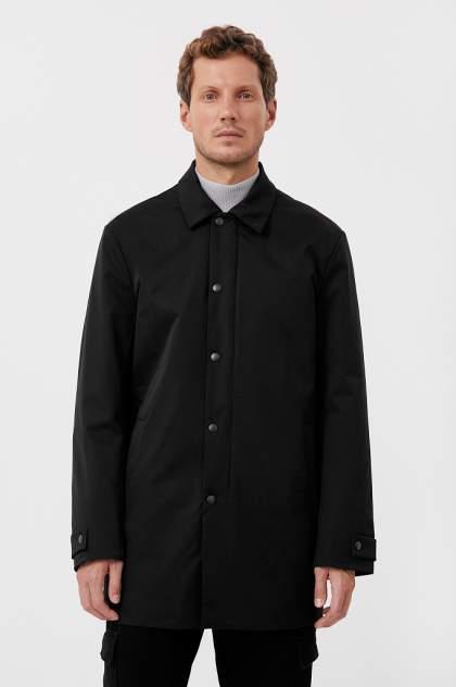 Мужское пальто Finn Flare FAB21007, черный