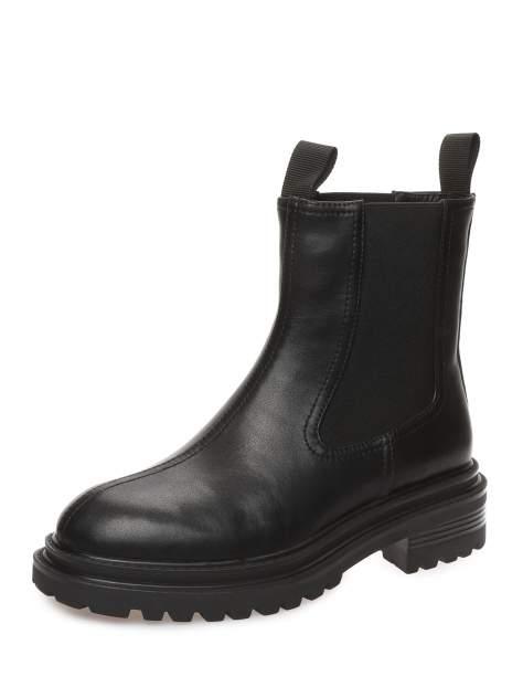 Ботинки женские MAKFINE 51MK-75-01A2, черный