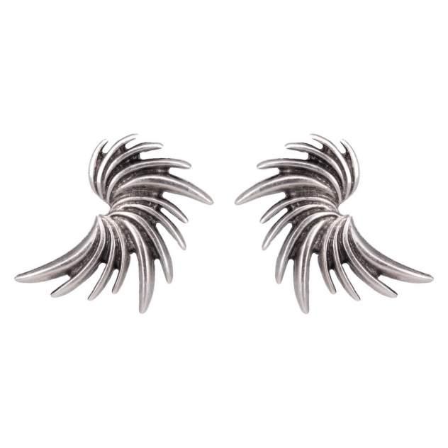 Серьги женские OTOKODESIGN 1-56067 серебристые
