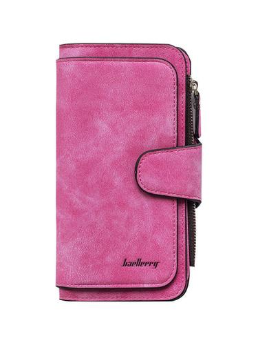Портмоне женское Baellerry Classic розовое