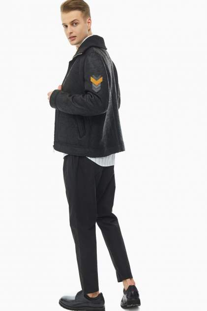 Дубленка мужская Antony Morato MMCO00620-FA210047 черная 52 IT