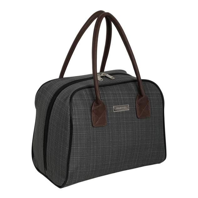 Дорожная сумка унисекс Polar П7117 темно-серая