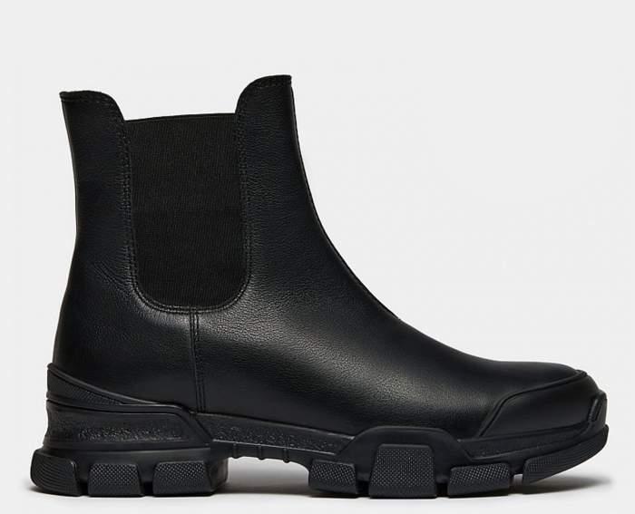 Ботинки женские Ralf Ringer 613203, черный