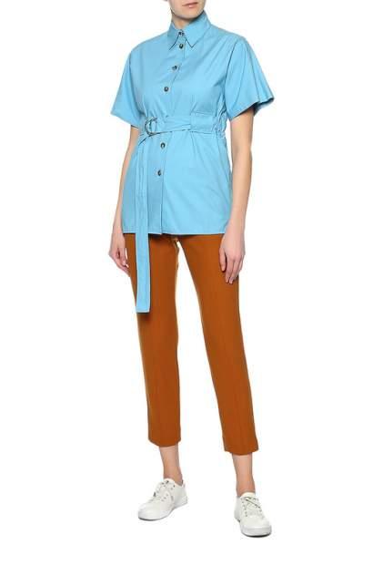 Блуза женская Celine 20V125110.06Lo голубая 36