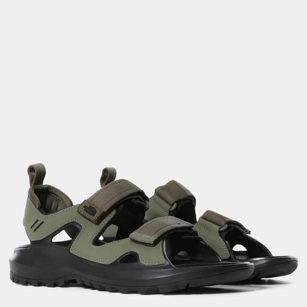 Мужские сандалии The North Face M HEDGEHOG SANDL III, зеленый