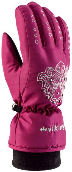 Перчатки Горные Viking 2020-21 Femme Fatale Purple (Inch (Дюйм):6)