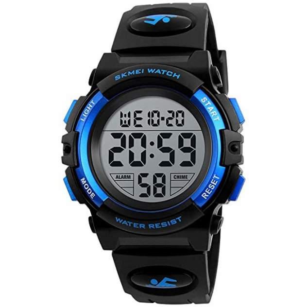 Часы детские SKMEI 1266 Черные/Синие