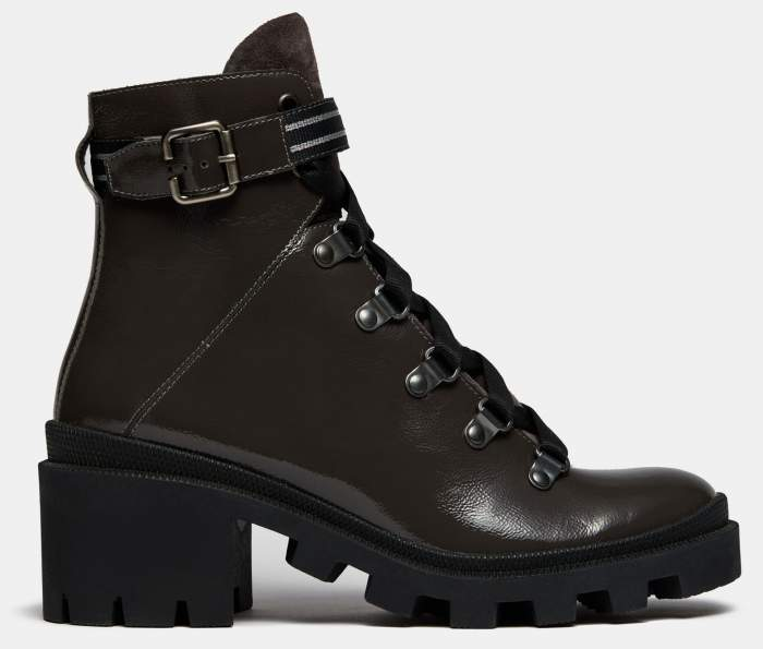 Ботинки женские Ralf Ringer 703205, серый