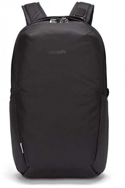"""Рюкзак мужской PacSafe Vibe 25 Econyl (40100138) для ноутбука 13"""" (Black)"""