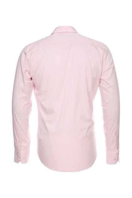 Рубашка мужская BAWER 1SL03 розовая L